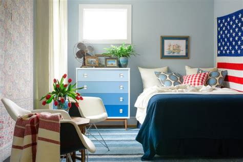 7 guest bedroom design ideas hgtv adding vintage americana style to a guest bedroom hgtv