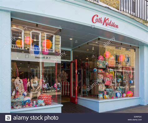 cath kidston home decor store england uk stock photo