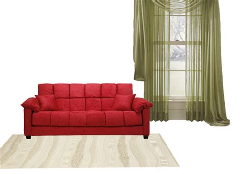 what colors go with a red couch τι κουρτίνες να συνδυάσω με κόκκινο καναπέ