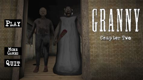 granny chapter  mod apk   attacked