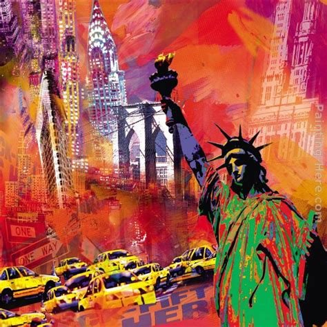 new painting robert holzach new york painting anysize 50 new