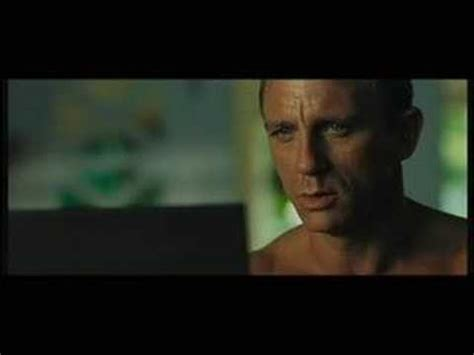 quantum of solace film trailer new james bond movie trailer quantum of solace youtube