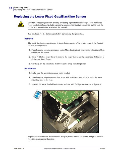 Printer Repair: Zebra Label Printer Repair