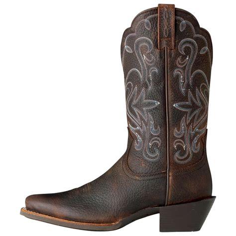 womans western boots s ariat 174 11 quot legend western boots 109983 cowboy