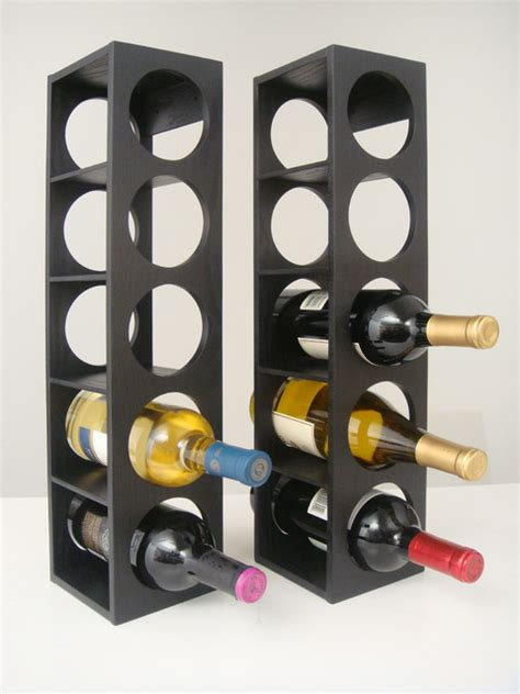 The Wine Rack by Rutherford Wine Rack Black Wine Racks