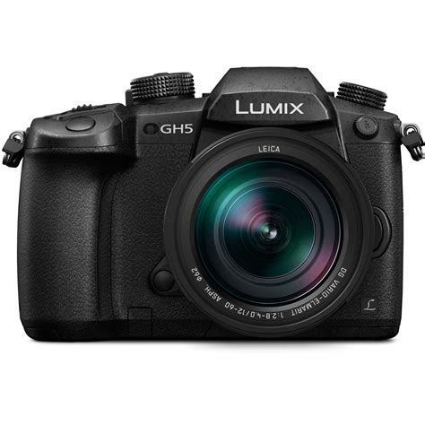 panasonic lumix mirrorless panasonic lumix dc gh5 mirrorless micro four thirds dc