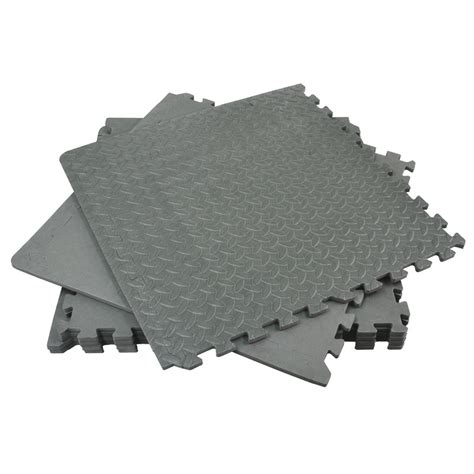 Cushion Floor Mats by Rolson Cushioned Floor Mat 120 X 180cm 6pc Decorating
