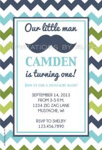 cool mustache invitations invitations by ruth