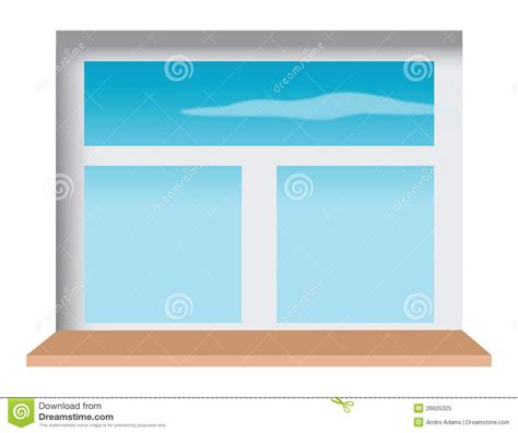 fensterbrett clipart window sill royalty free stock photo image 26605325