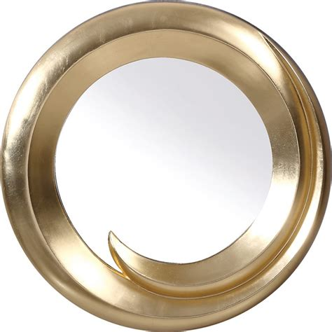 Home Design 3d Gold Review by Pu057 Transitional Gold Round Wall Mirror