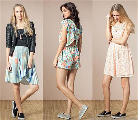 moda verano 2015 ropa verano mujer vestidos y faldas primavera verano 2015