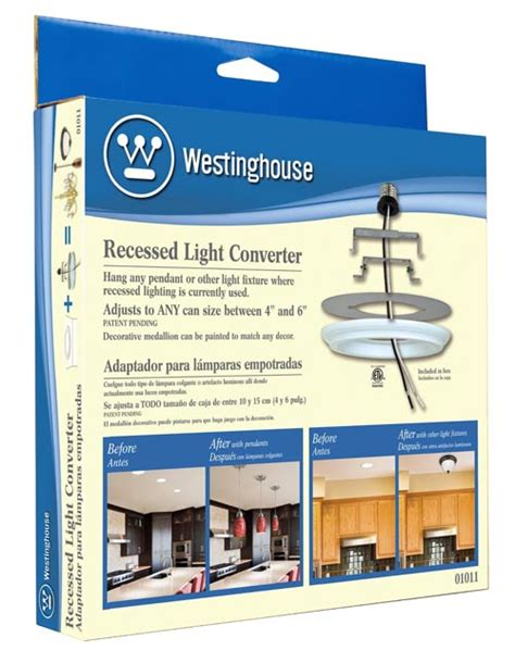 how to convert a recessed light to a pendant light convert a recessed light to accept a hardwire fixture