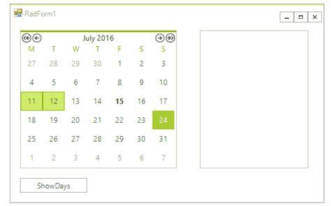 When Was Calendar Started Getting Started Radcalendar