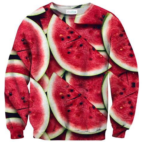 21601 Sweet Printed S M L Sale Cardigan watermelon sweater shelfies