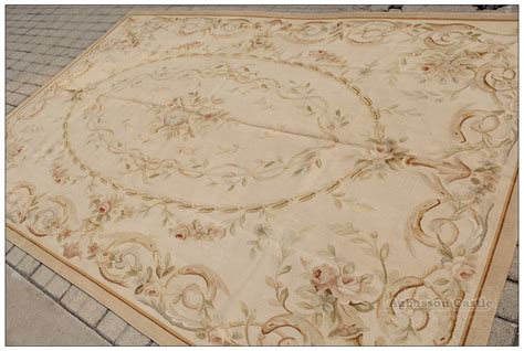 Aubusson Area Rugs by Pastel Antique Aubusson Area Rug Free Ship Country