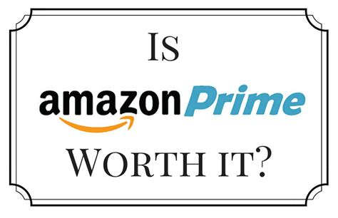 amazon worth is an amazon prime membership worth it the unextreme