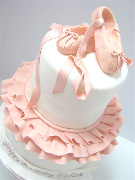 Home Decorators Magazine by Let Them Eat Cakes Cute Ballerina