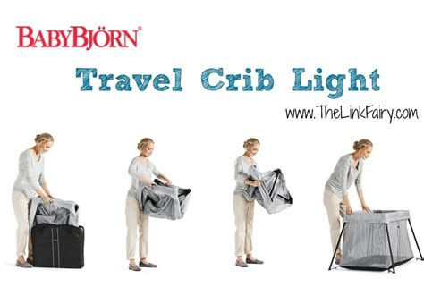 used baby bjorn travel crib babybjorn travel crib light review travel easy