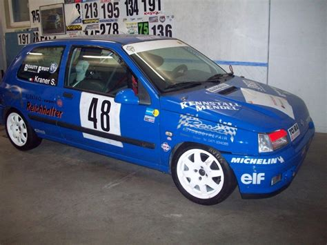 Auto Gr N by Mercatino Racing Annunci Auto Da Corsa In Vendita 187 Clio