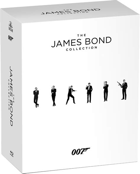 the complete james bond deal on fire the james bond collection blu ray only 68 expires soon cityonfire com