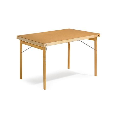 Wooden Folding Tables by Wooden Folding Table 1200x800x740 Mm Board