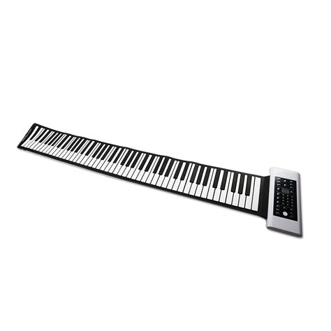 Sale Piano Gulung Silicon Roll Up Piano pb88 key electronic keyboard silicon roll up