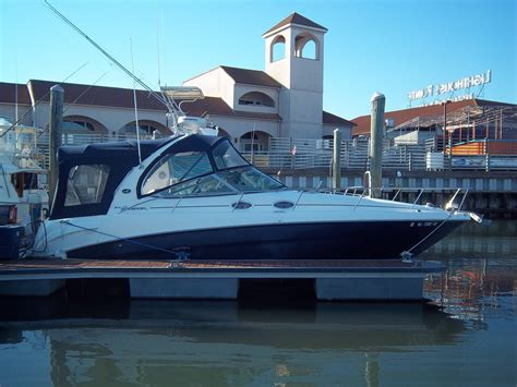 boat house hours 2005 sea ray 300 sundancer low hours power boat for sale