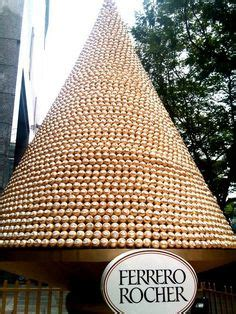 roche christmas tree 1000 images about everything ferrero rocher on ferrero rocher cocoa nibs and