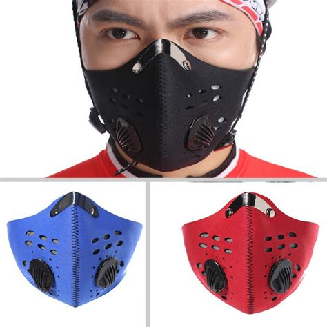 mouth mask anti pollution bike bicycle cycling motorcycle motorcross