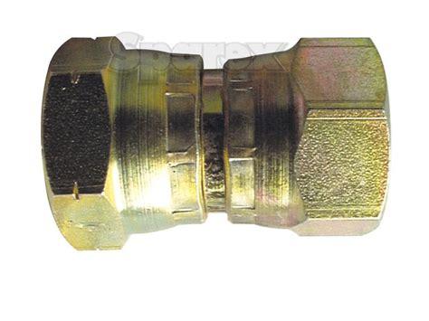 Hydraulic Adaptor s 12015 hydraulic adaptor 3 8 quot bsp m22 uk