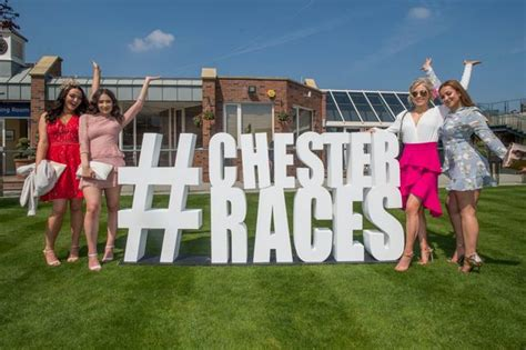 chester racecourse reveal attendance figures for boodles may festival chester chronicle