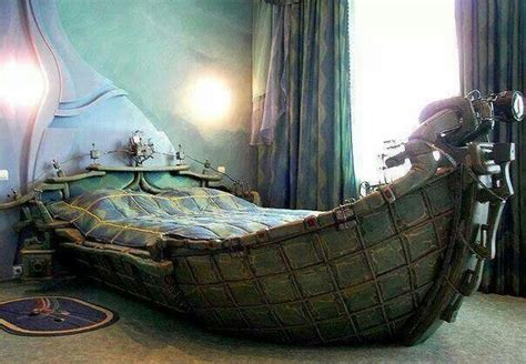viking boat bed a viking ship boat bed quot into valhalla quot pinterest