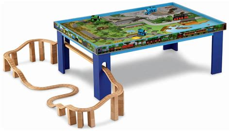 thomas the train play table amazon com thomas friends wooden railway wooden