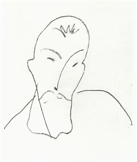 henri matisse drawings portrait of john antoine naun by henri matisse
