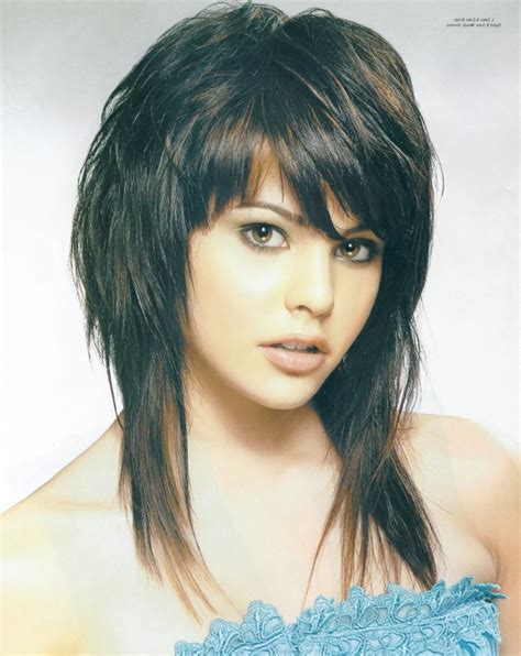 1000 images about shag and mullet hairstyles on pinterest long layered shag haircut 1000 images about hairstyles on
