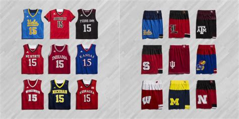 new jersey design university the business of college basketball jerseys bacon sports