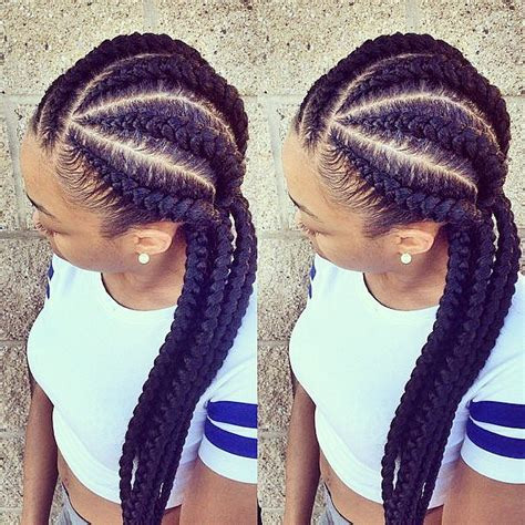 braided hairstyles to the scalp ghana braids the ultimate guide to summer braids for
