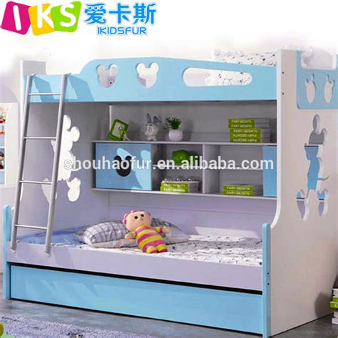 Mickey Mouse Bunk Beds High Quality Factory Direct Sale Mickey Mouse Bunk Bed Suite 9618 Buy Mickey Mouse Bunk Bed