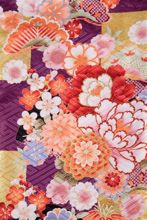 pattern japanese kimono 着物 no 872 商品名 紫 古典大市松 卒業衣装 袴 hakama pinterest kimonos