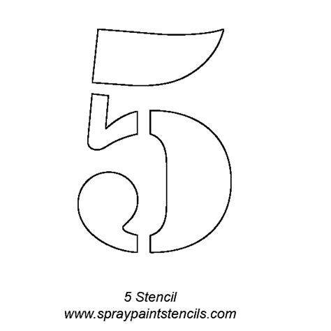 make your own printable letter stencils our hopeful home how to make your own stencils without a