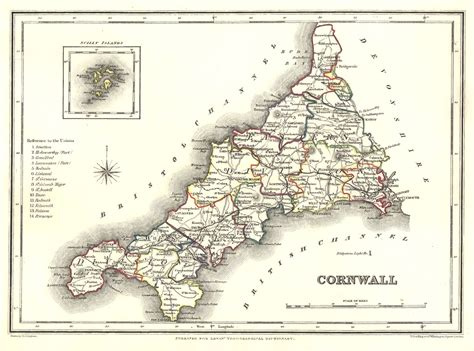 Cornwall Records Cornwall Maps Genealogy Familysearch Wiki