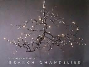 Wire Chandelier Diy Twig Chandelier Twigs Gardens Copper And Copper Wire