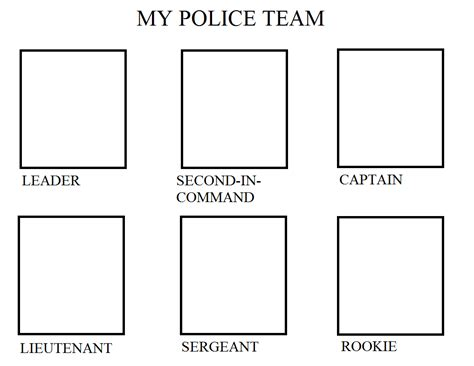 Meme Template - police team meme template by jasonpictures on deviantart