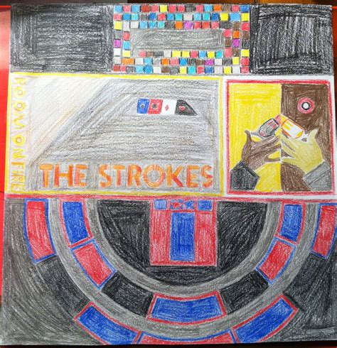 strokes room on the strokes room on by originofemilie on deviantart