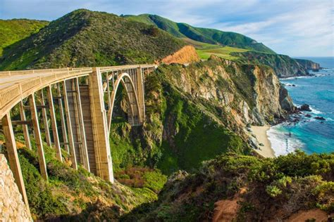 pacific coast highway closures means visitors can bike big sur island - Pch Big Sur Road Closure