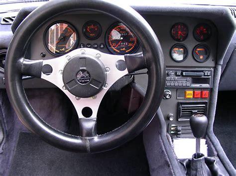 renault alpine a310 interior unmolested 1980 renault alpine a 310 v6 bring a trailer