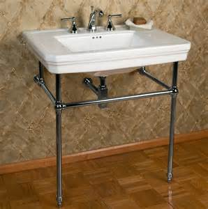 The mason console sink from signature hardware for just 600