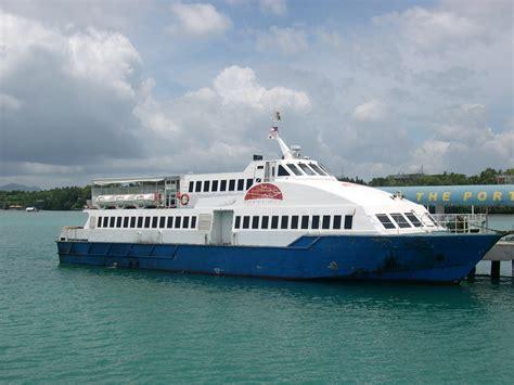 fairy boat pictures file ferry boat tagbilaran jpg wikimedia commons
