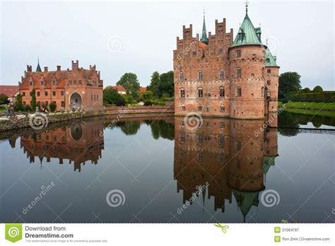 funen denmark egeskov castle funen denmark royalty free stock