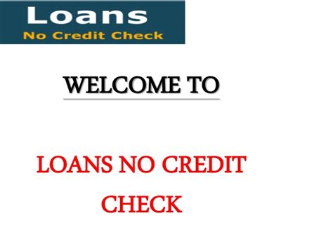 no credit check financing small but supportive economic help for your pressing need